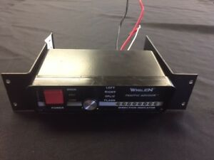 Whelen Traffic Advisor Control Box