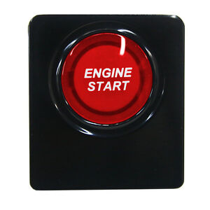 Silverhorse Racing S297 850 rd b pl Mustang Engine Start Push Button Non engrave