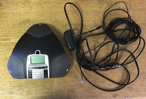 Konftel 300 840101059 Usb Conference Office Business Analog Phone System Tested