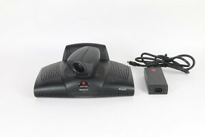 Polycom Pn4 14xx Viewstation Ex Ntsc Camera With Power Supply