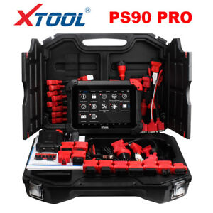 Xtool Ps90 Pro Heavy Duty Auto Diagnostic Tool For Obd2 Key Programmer Car