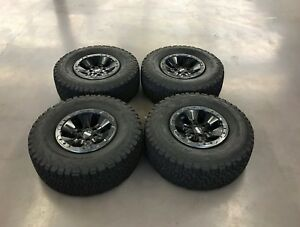 Ford F 150 Svt Raptor Bead lock Wheels And Tires