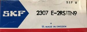 2307e 2rs1tn9 Skf Self aligning Ball Bearing