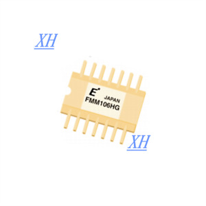 2pcs Fmm106hg Gaas Mmic Power Amplifier Designed 2 0 To 6 5 Ghz