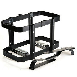 Universal Jerry Gas Can Carrier Holder 5 Gallon Gasoline Jug Fuel Mount