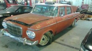 1962 Studebaker Right Front Spindle Knuckle Drum Brakes 478244