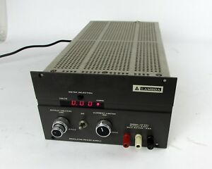Lambda Lq 531 Regulated Dc Power Supply 8 6a 0 20v