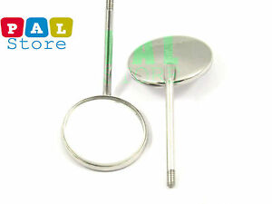 Dental 100 Pieces Mouth Mirrors 5 Front Surface Mirrors Dental Instrument