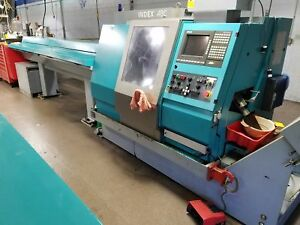 1995 Index Speedline 60mm Cnc Turning Center 1707