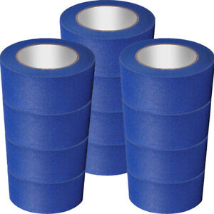 Blue Painters Tape Diy Painting Cover Nail Masking Tapes 1 X165ft 18 Rolls