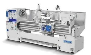 New Sharp 1860l 18 5 X 60 Gap Bed Variable Speed Engine Lathe 1322