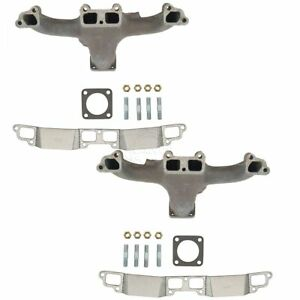 Dorman 674 189 Exhaust Manifold Kits Pair Left Right For Dodge Motoome