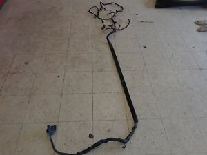 06 07 Corvette C6 Manual Transmission Torque Tube Wiring Harness Aa6321