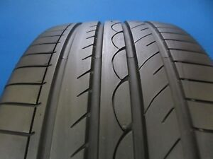 One Used Yokohama Advan Sport 295 35 21 8 9 32 High Tread 1053f