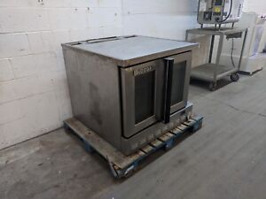 Blodgett Dfg 100 Commercial Gas Convection Oven Working Well
