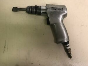 Snap On Air Hammer Set Ph2045 Air Chisel Used Free Shipping