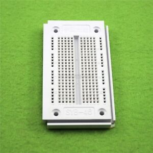 20pcs 270 Points Solderless Pcb Bread Board Syb 46 Test Developement Us Stock I