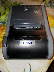 Epson Tm p60 Mobile Thermal Printer Great Condition