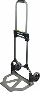 Magna Cart Ideal 150 Lb Capacity Steel Folding Hand Truck Drum Trucks Carts