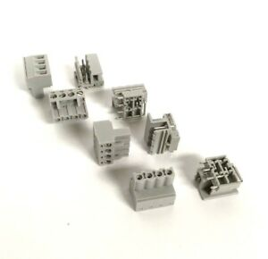 Combicon Header And Screw Connectors Mstbo 2 5 4 6 St Set Kmgy 2713764