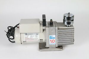 Welch 8890a Gem 1 0 Vacuum Pump Franklin Electric Motor