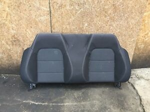 Ford Mustang Convertible Rear Upper Seat Cushion 2015 2016 2017