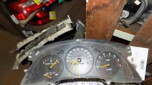 Speedometer Us Tachometer With Floor Console Fits 98 99 Lumina Car 37369