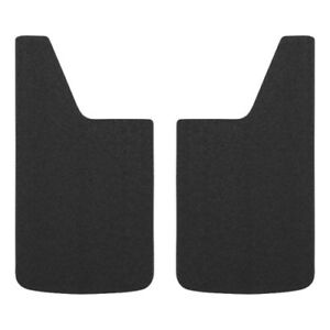 Luverne Truck Equipment 251023 Universal Textured Rubber Mud Guards 12 X 23
