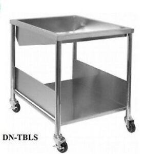 Donut Glazer Glazing Table For Belshaw Fryer 24x24 Size Cover Included