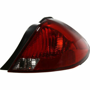 New Tail Light Lens And Housing Rh Side Fits 2000 2003 Ford Taurus Fo2801154
