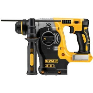 Dewalt Cordless Rotary Hammer Drill Max Sds plus Concrete Masonry tool Only