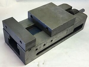 6 Precision Cnc Milling Machine Vise 7 25