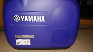 Yamaha Inverter Generator 2000is Never Used