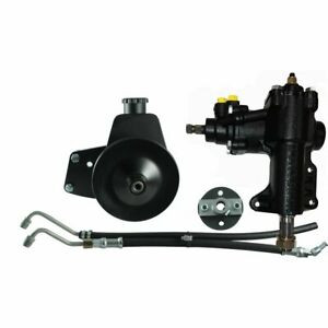 Borgeson Power Steering Conversion Kit New Ford Fairlane Falcon 999052
