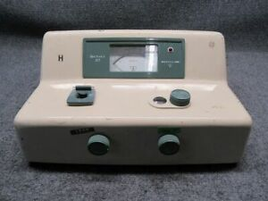 Bausch Lomb Spectrophotometer Spectronic 20 Vintage Meter powers On