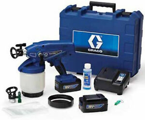 Graco Truecoat Pro Cordless Airless Sprayer 258864