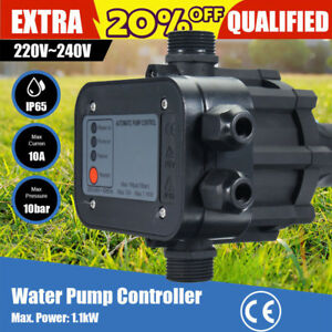 Automatic Water Pump Pressure Switch Electric Controller On off Home Accessory