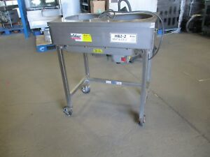 Belshaw H i 2 Heat Ice Donut Icing Table Water Warmed Doughnut