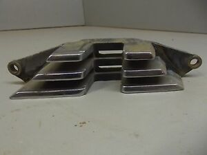 1960 Oldsmobile Grille Trim Driver Side Grill