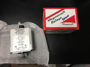 Magnecraft Time Delay Relay 211acpsrx 62