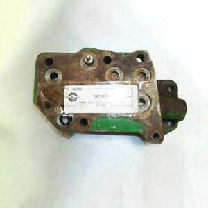 Used Selective Control Valve Cover Plate John Deere 4240 4630 4440 4430 4230