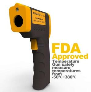 used digital Laser Infrared Thermometer Temperature Gun 58 716 50 380
