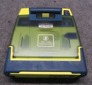 Cardiac Science Powerheart Aed Trainer Model 180 4021 001 tested working