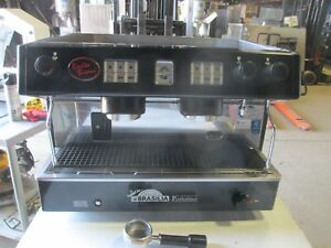 Rosito Bisani Brasilia Portofino 2 Gp 2 Group Espresso Machine Maker