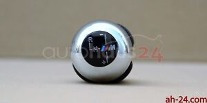 New Oem Genuine Bmw 3 Series E46 M3 01 06 Csl Alcantara chrome Gear Shift Knob