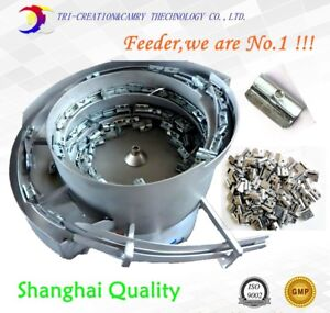 25g Weight Stack Vibratory Bowl Feeder sus304 Balance Weight Bowl Sorter Machine