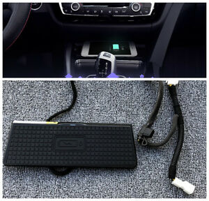 Console Storage Box Wireless Charging Charger For Bmw X4 F26 X3 F25 2011 2017
