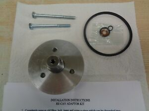 Ford Long Massey Ferguson Jd Ac Spin On Fuel Filter Adaptor Kit