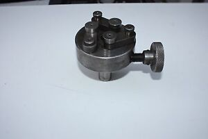 Warner Swasey M 677 Lathe Turret Tailstock Centering Drilling Tool 1 Shank