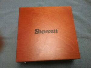 New Starrett No 1175z Dial Indicator Internal Groove Gage 6 12in Extension
